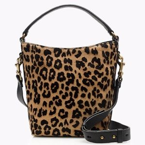 J.Crew Leopard Print Handbag - Make Offer!